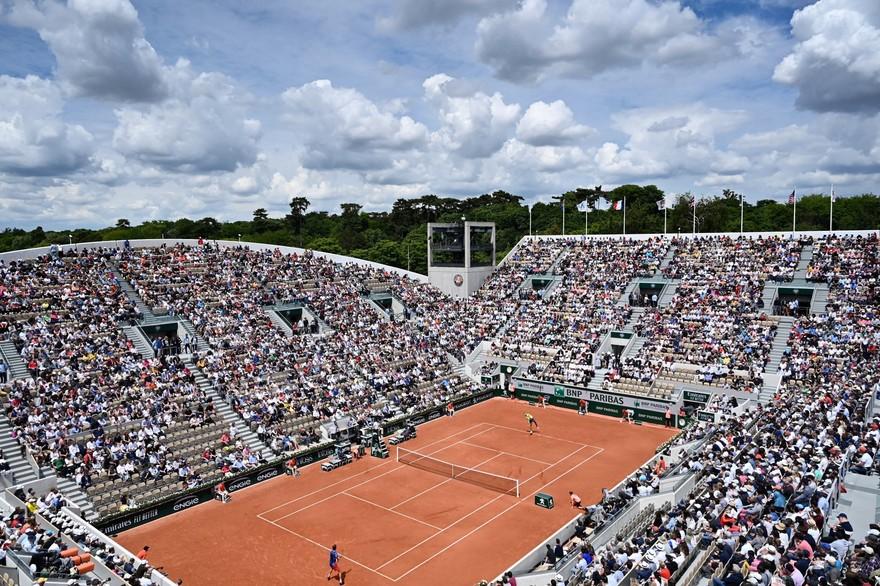 Rolland Garros Paris sport